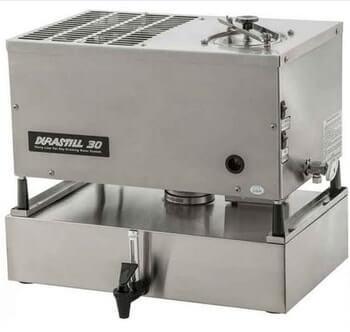 Durastill 8 Gallon Per Day Automatic Water Distiller